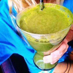 giant green smoothie