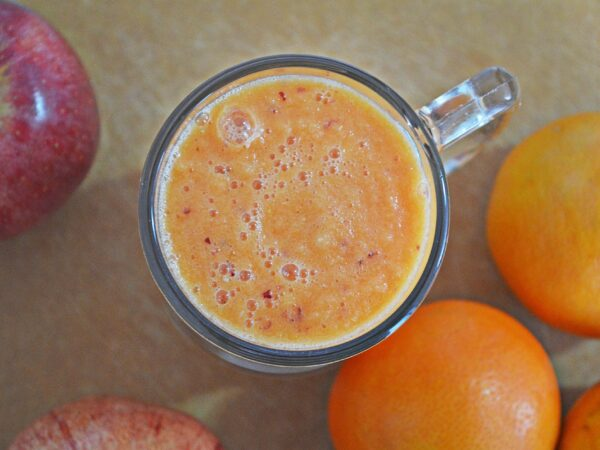 Orange Avocado Smoothie