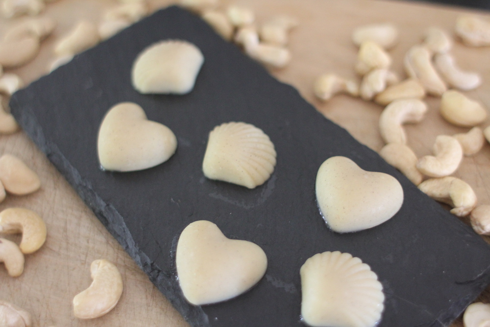 Recipe Raw vegan White Chocolate Dreams