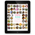 100 Prozent Raw Love - Raw Food Recipes Collection eBook Cover - Rohtopia