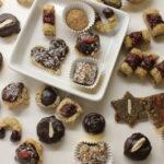 TUT GUT. SCHMECKT GUT. WEIHNACHTET – Rohkost Keks Rezepte – Weihnachtskekse – Plätzchen vegan – Rohtopia