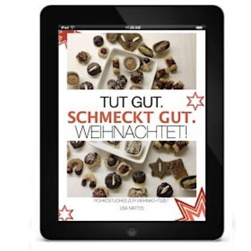Tut Gut Schmeckt Gut Weihnachtet – vegane Rohkost Weihnachtsrezepte – Plätzchen – Kekse – Vanillekipferl – Lebkuchen – Schokokugeln – Rohtopia.001