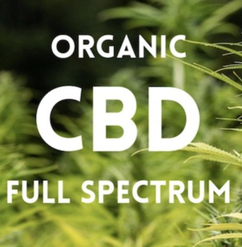 CBD Full Spectrum Organic Austria Rohtopia