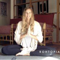 Deine Detox Woche - Online Saftkur Programm - Meditation - Rohtopia - Ganzheitlich Wohlfühlen
